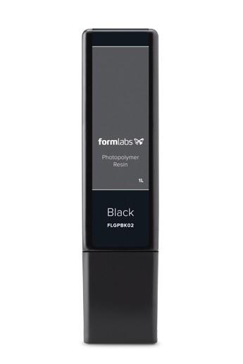 Formlabs 2 Black Resin Cartridge 1L