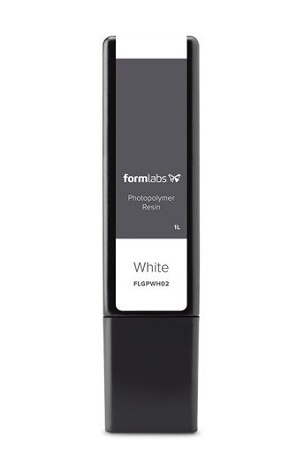Formlabs 2 White Resin Cartridge 1L